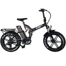 """fat tire ebike 20"""" 48V Electric bike 500W 4.0 electric bike beach cruiser bike Booster bicycle folding 15AH lithium battery"""